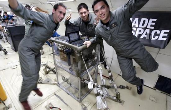 太空3D打印机,3d打印,什么是3d打印技术,3d打印机