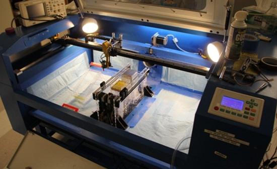 桌面SLS 3D打印机